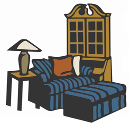 Furniture Clipart Taxga