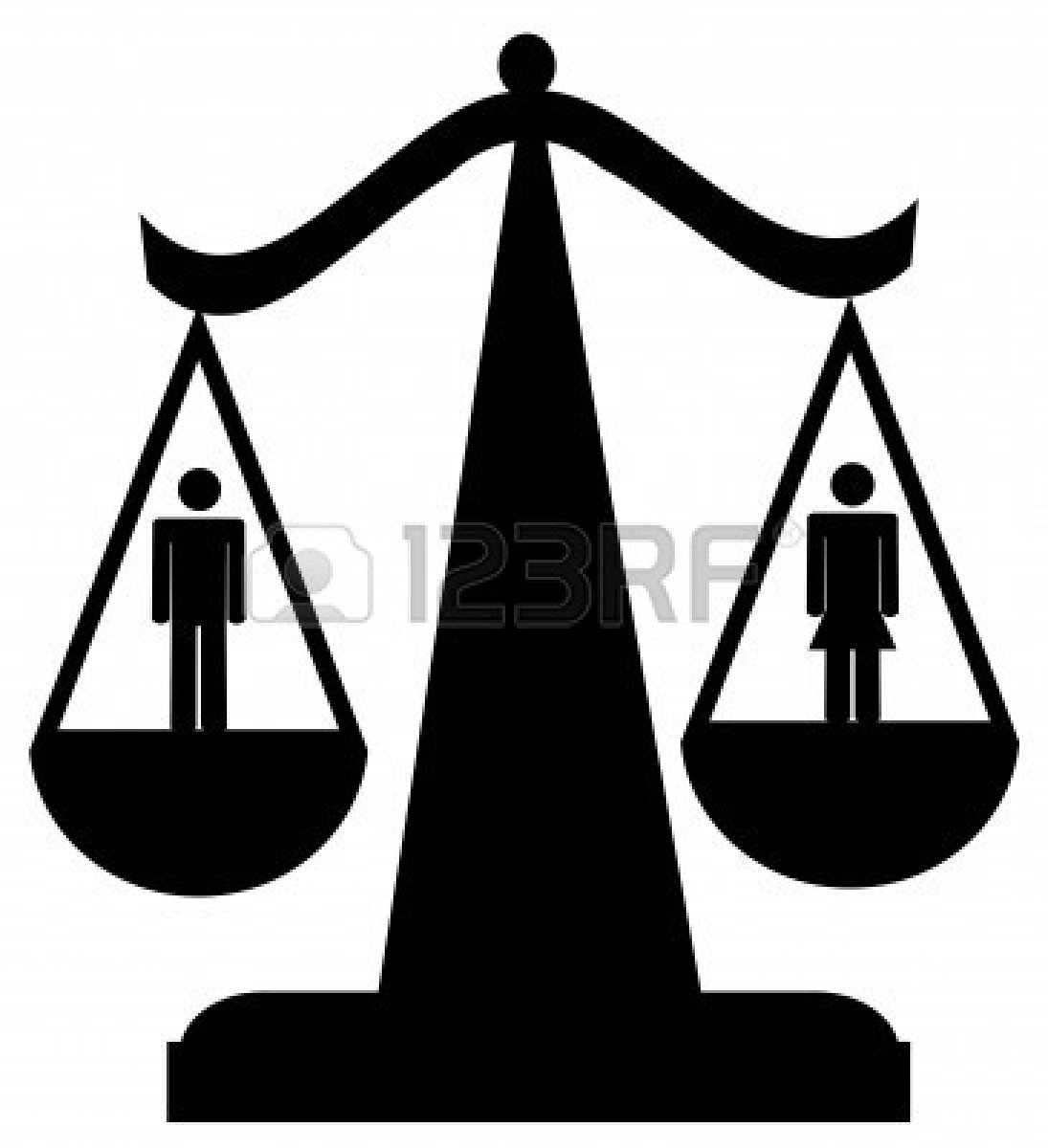 gender equality scales of clipart panda free clipart images rh clipartpanda com right to equality clipart equity clip art