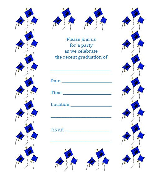 graduation invitations Clipart Panda Free Clipart Images