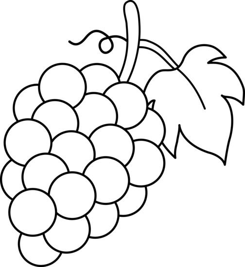 grapes clipart black and white. clipart info grapes black and white panda