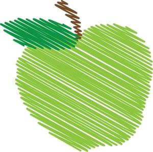 green apple clip art images clipart panda free clipart images rh clipartpanda com red yellow and green apple clipart green apple clipart free