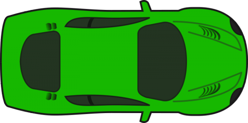 Green Racing Car Top View Clipart Panda Free Clipart Images