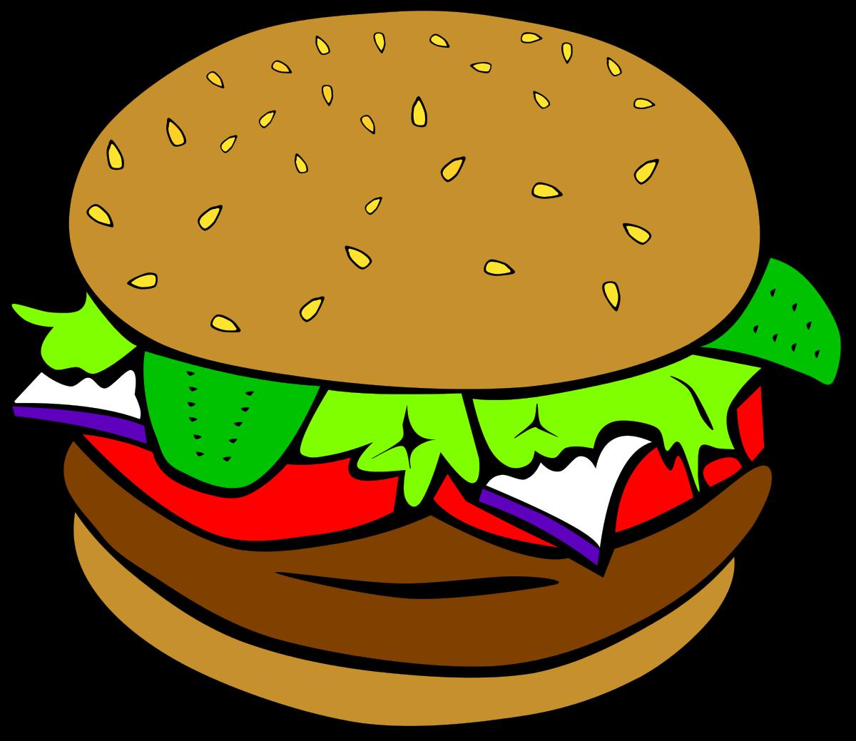 Cheese Sandwich Clipart