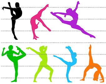 gymnastics dance gymnast clip clipart panda free clipart images rh clipartpanda com Free Clip Art Girls Gymnastics free clip art gymnastics girl