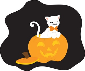 halloween cat clip art images clipart panda free clipart images rh clipartpanda com halloween cat clipart free happy halloween cat clipart