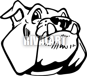 Happy Bulldog Head Clipart Panda Free Clipart Images