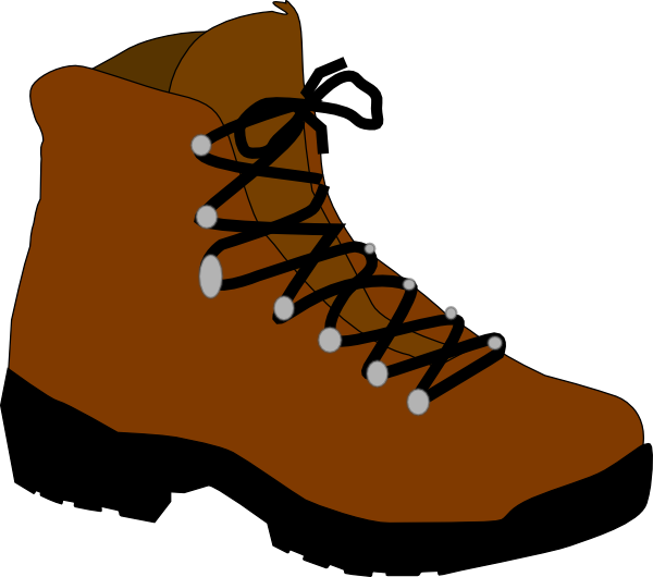 hiking boot clip art is free clipart panda free clipart images rh clipartpanda com clipart hiking clipart hiking boots