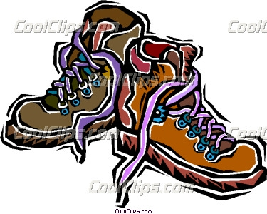 Hiking Boots Clipart Panda Free Clipart Images