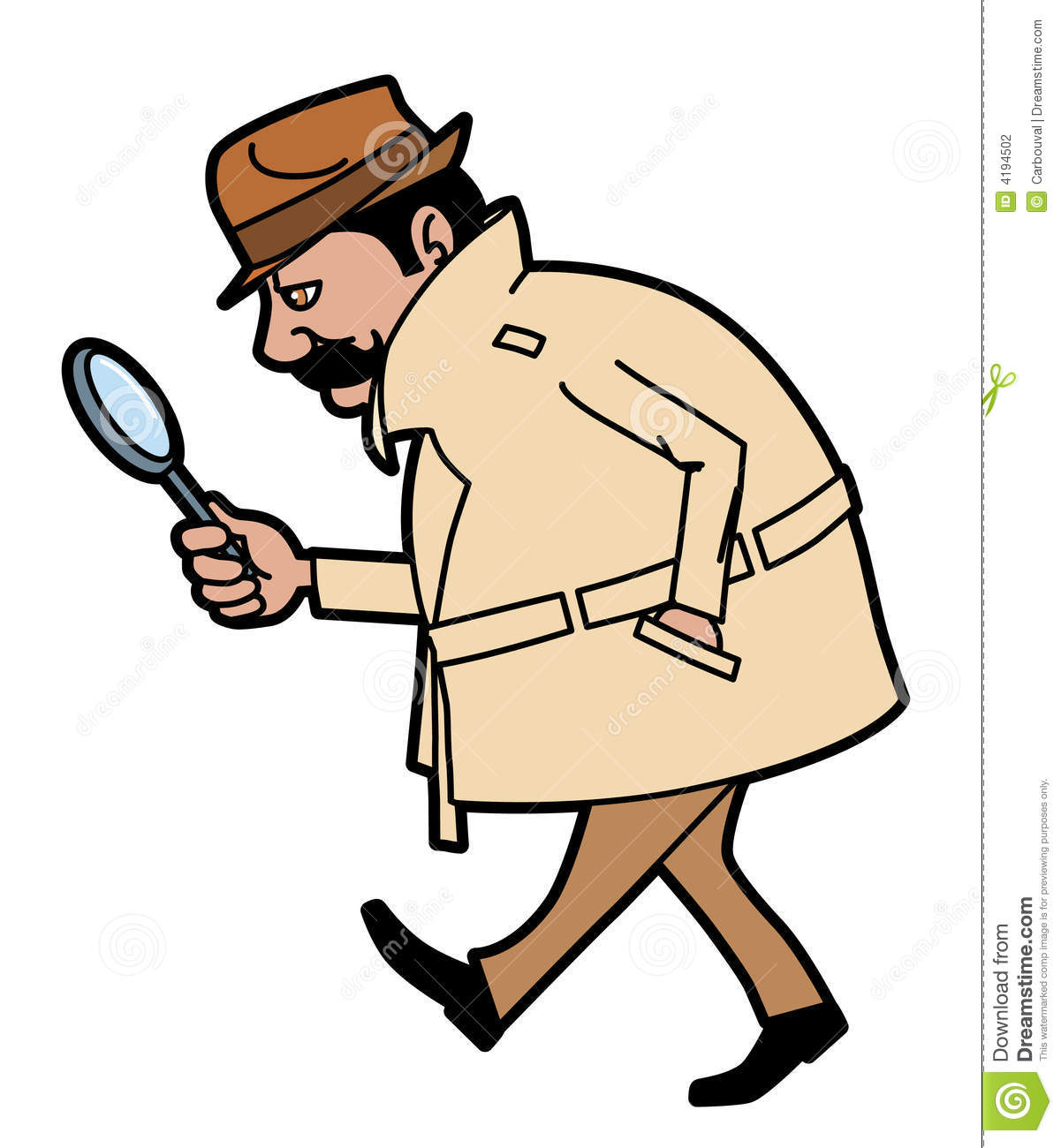 investigator looking up clues clipart panda free clipart images rh clipartpanda com Relax Clip Art Waiting Clip Art