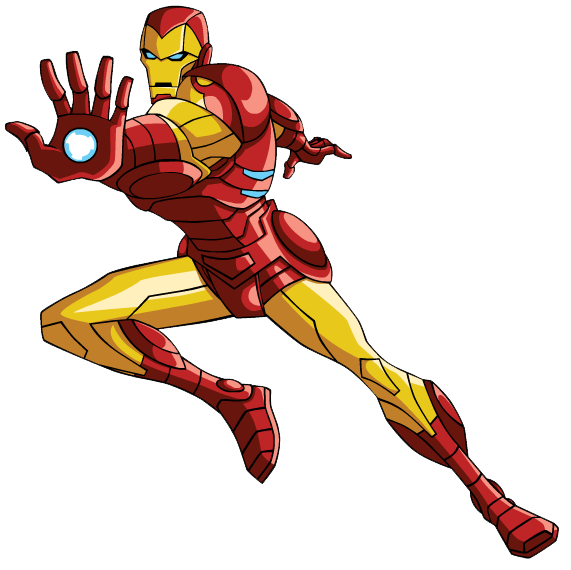Iron Man Clipart Clipart Panda Free Clipart Images