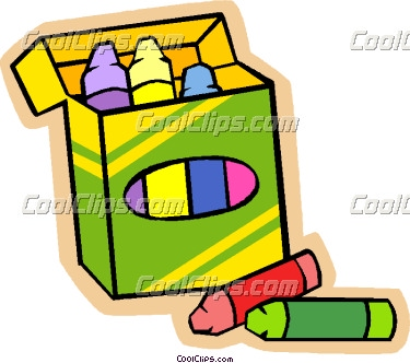clipart info - Cartoon Pictures Of Crayons