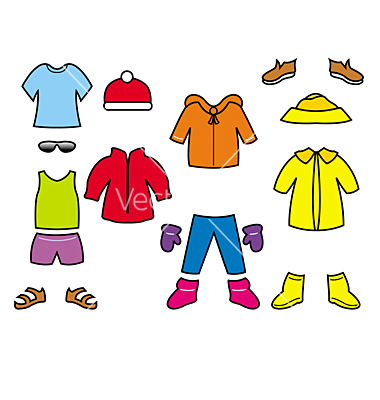 Kids Shirt Clipart