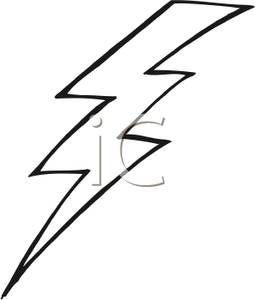 Lightning Bolt Clipart. | Clipart Panda - Free Clipart Images