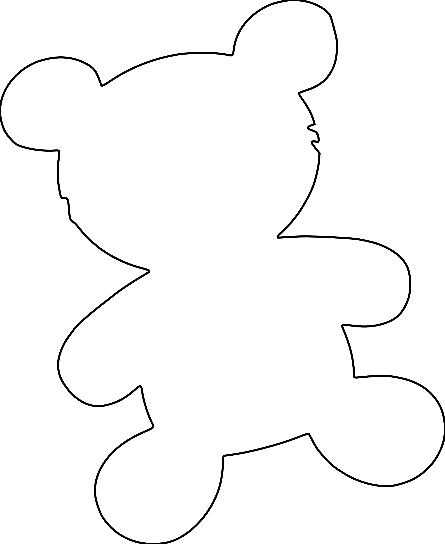 line art teddy bear xmas clipart panda free clipart images