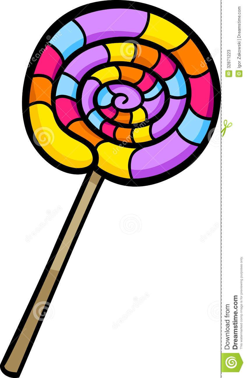 Lollipop Clipart Free