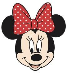 minnie mouse bow template | Clipart Panda - Free Clipart Images