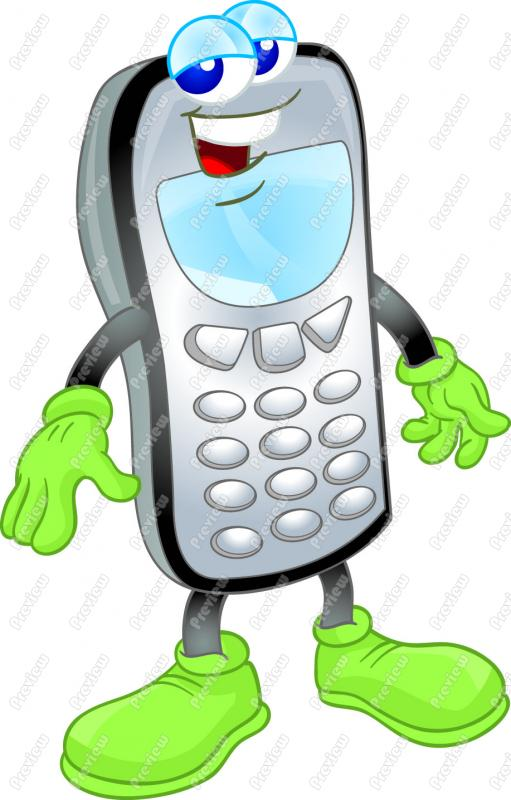 Mobile Phone Clipart Clipart Panda Free Clipart Images