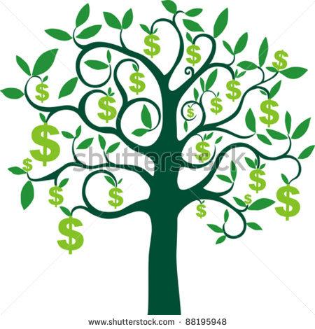 money tree isolated on white clipart panda free clipart images rh clipartpanda com Wedding Money Tree Clip Art money tree clipart
