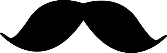 mustache clip art free no clipart panda free clipart images rh clipartpanda com free mustache clip art images free moustache clipart