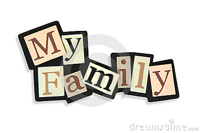 Image result for my family clip art