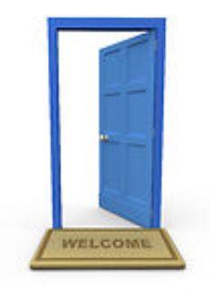 front door clipart. Classroom Door Clipart: Open Front Clip Art Clipart O