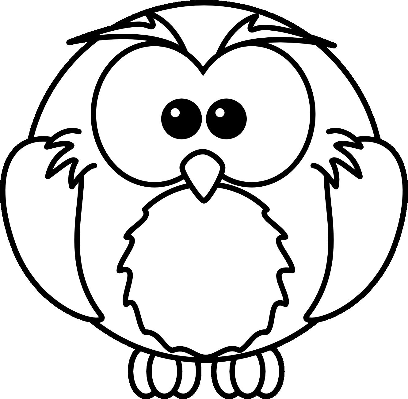owl black white line art clipart panda free clipart images rh clipartpanda com black and white clipart pictures of owl baby owl clipart black and white