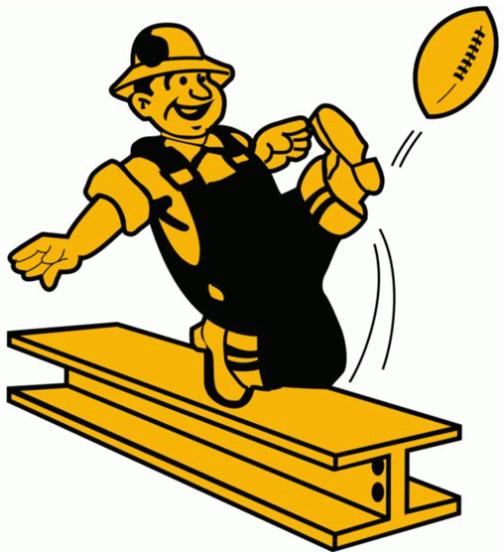 pittsburgh steelers logo clipart panda free clipart images rh clipartpanda com
