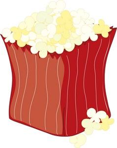 popcorn clipart image box of clipart panda free clipart images rh clipartpanda com free clipart of popcorn clip art of popcorn bags