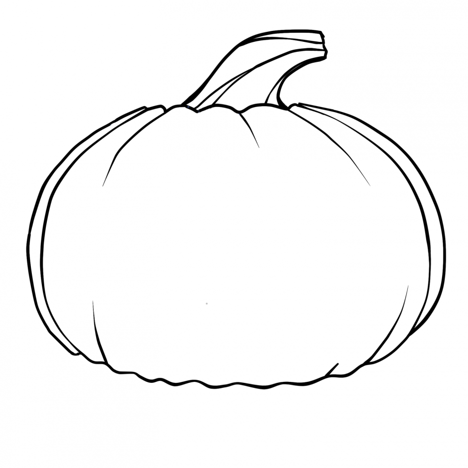 Pumkin Coloring Pages Pumpkin