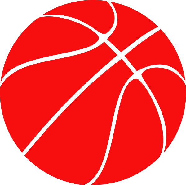 red basketball clip art clipart panda free clipart images rh clipartpanda com Basketball Border Templates basketball border clip art free