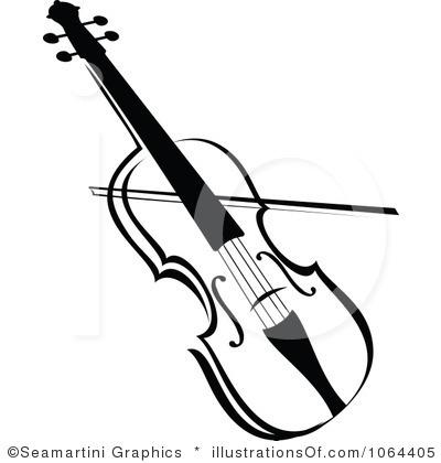 rf) violin clipart | clipart panda - free clipart images