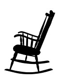 Rocking Chair Clipart rocking chair : vintage | clipart panda - free clipart images