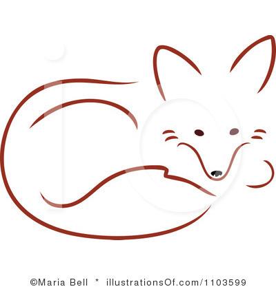 Fox Clipart, graphic, illustration, picture free