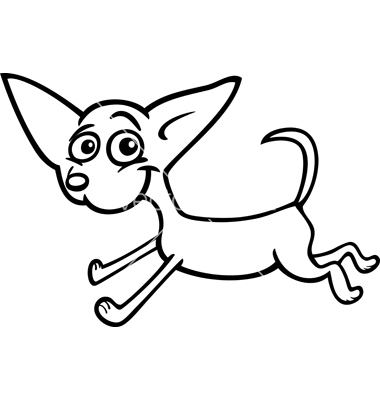 running chihuahua cartoon for clipart panda free clipart images