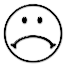 Sad Face Icon Style 1 Clipart Panda Free Clipart Images