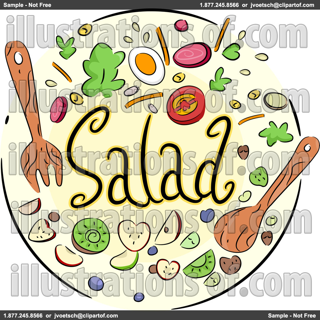 Salad Clipart Illustration Clipart Panda Free Clipart Images