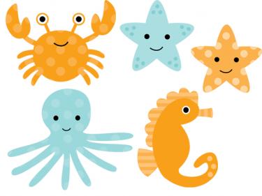 sea clip art clipart panda free clipart images rh clipartpanda com under the sea creature clipart cute sea creature clipart