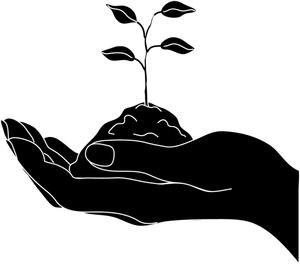 seedling in soil clip art clipart panda free clipart images rh clipartpanda com soil clipart free soil clipart black and white