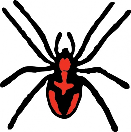 spider clip art vector graphic clipart panda free clipart images rh clipartpanda com clip art spider in web clip art spider web