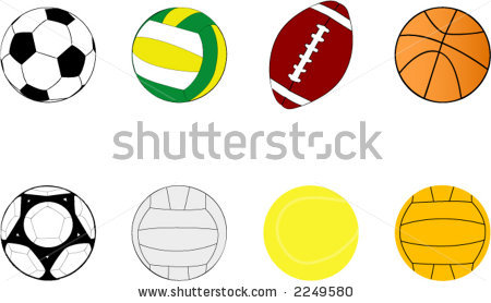 sport balls clip art stock clipart panda free clipart images rh clipartpanda com sport balls clipart free sport balls clipart