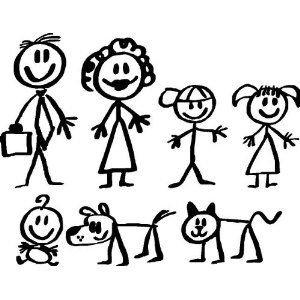 stick figures clip art clipart panda free clipart images rh clipartpanda com stick family clipart free stick family clipart free