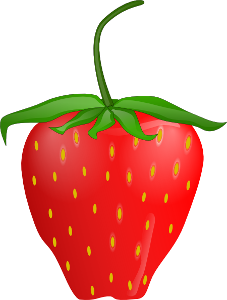 strawberry clip art is free clipart panda free clipart images rh clipartpanda com clipart strawberry plant clipart strawberry tea