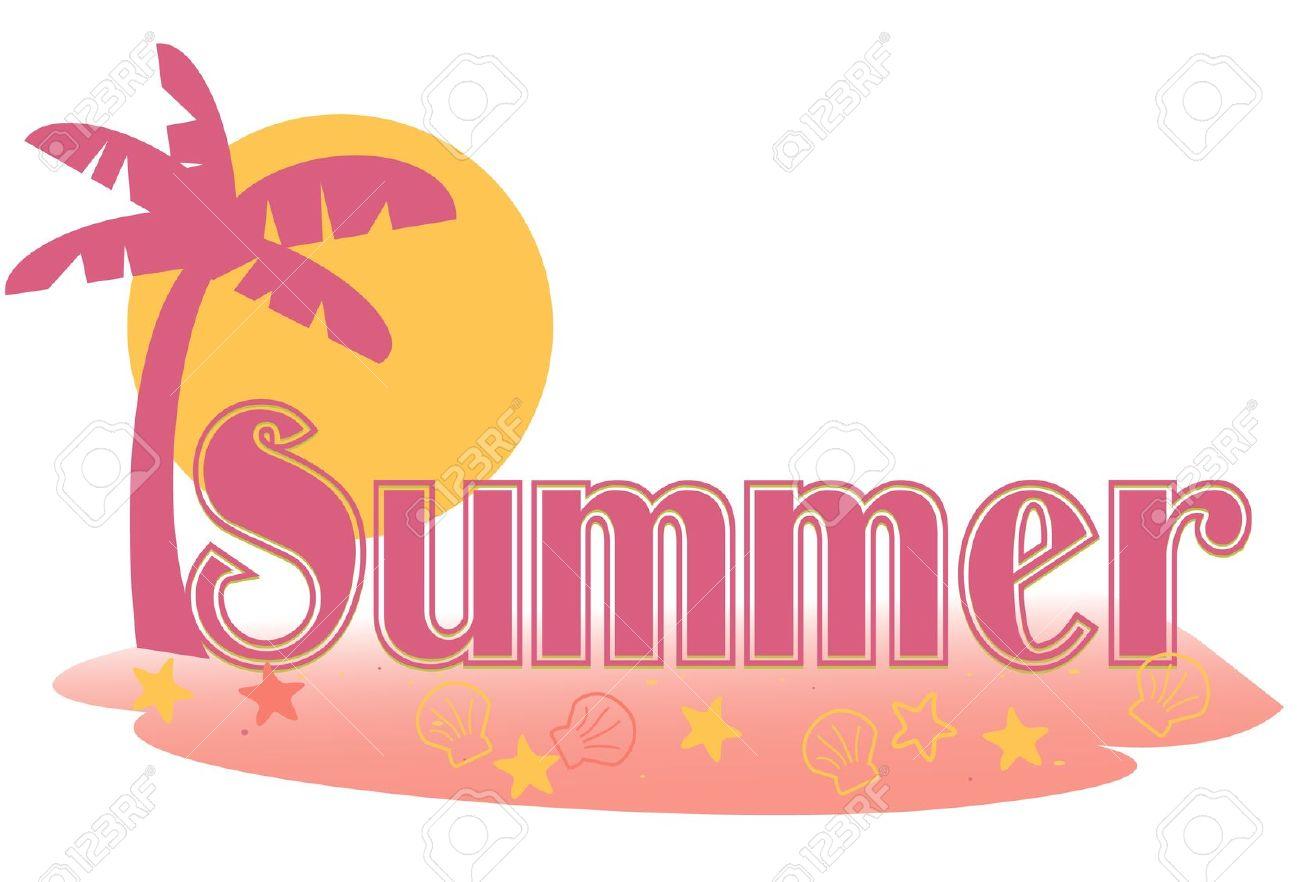 summer text summer clipart clipart panda free clipart images rh clipartpanda com free clipart summer flowers free clipart summer images
