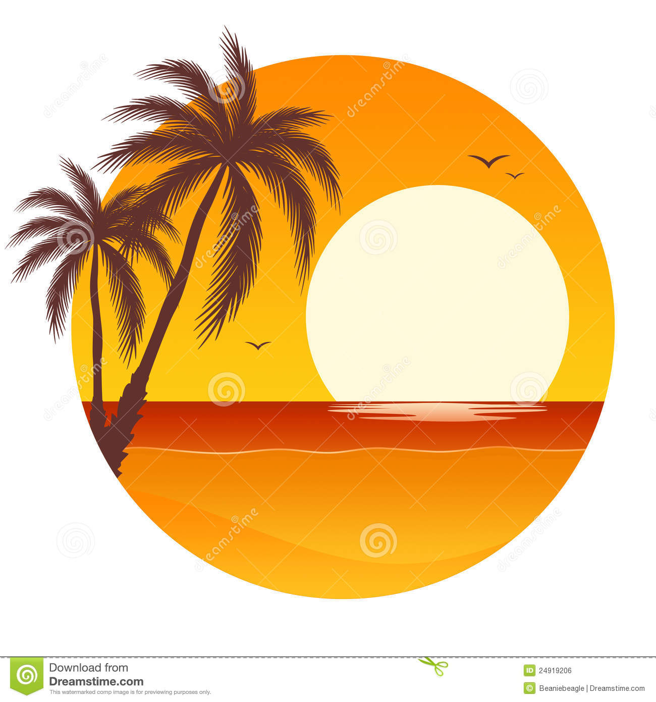 sunset with palm trees clipart panda free clipart images rh clipartpanda com sunset clip art black and white sunset clipart image