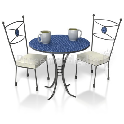 Table And Chairs Clipart Clipart Panda Free Clipart Images
