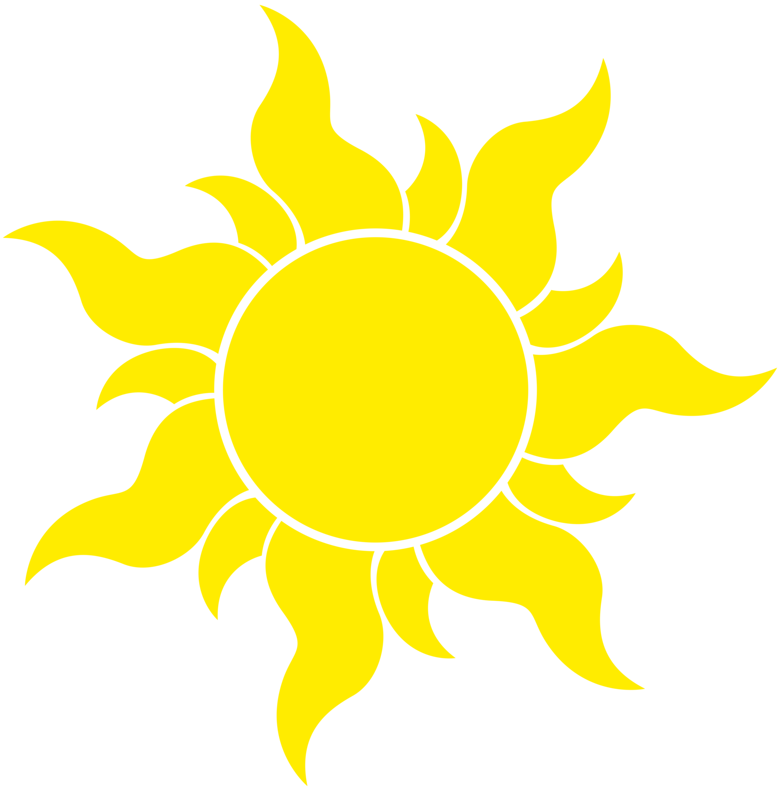 Tangled sun symbol huge by clipart panda free clipart images clipart info buycottarizona Images