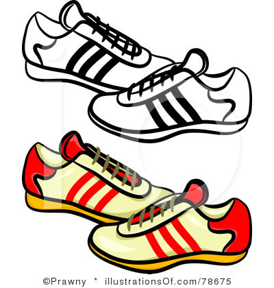 tennis shoe clip art t0i6xh9v clipart panda free clipart images rh clipartpanda com red tennis shoe clipart tennis shoe clip art black and white