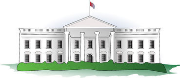 the white house clipart panda free clipart images rh clipartpanda com White House Clip Art Front clipart black and white house