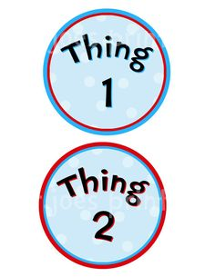 photograph relating to Thing 1 and Thing 2 Printable known as Matter 1 and Point 2 Printable Clipart Panda - Free of charge Clipart