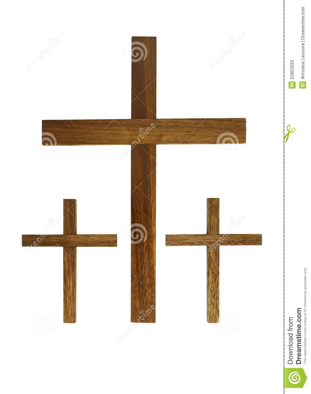 Three Wooden Crosses Clipart Panda Free Clipart Images